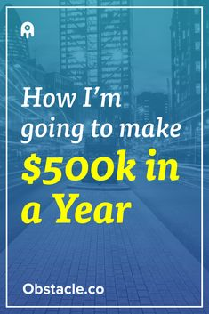 We all know you can make money with blogs, but how do you make the type of…