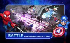 GAME Marvel Mighty Heroes v1.0.13 Apk for Android - http://apkville.net/2015/04/game-marvel-mighty-heroes-v1-0-13-apk-for-android/
