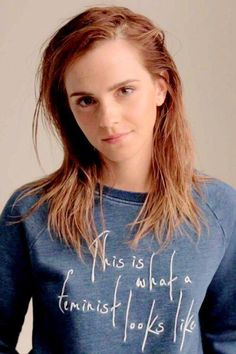Emma Watson for the December Issue of ELLE UK