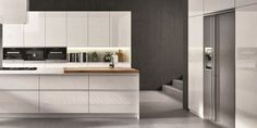 Lucca will appeal to your simple sensibilities. These minimalist kitchens offers a clean build with an intriguing design.