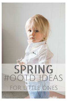 Spring #OOTD for Little Ones with Watermelon Tree Kids