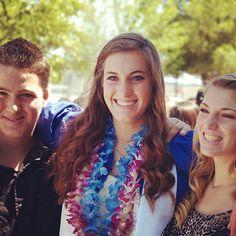 Kylee graduation HS