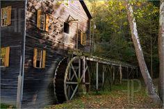 Photo of Old Amish Grist Mill