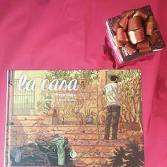 #LaCasa @tunue  Paco Roca e la memoria
