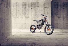 Benjamin Loinger KTM Delta #Transport #bike #ktm #transportdesign #transprt