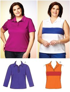 Kwik Sew 3866 from Kwik Sew patterns is a Women's Tops sewing pattern. There are some possibilities here......hmm