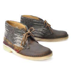 Clarks Women's Woolrich Desert Boot