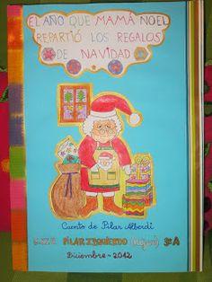 LAPICERO MÁGICO: El año que Mamá Noel repartió los regalos de Navidad