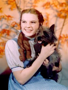 Dorothy and Toto too