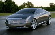 Cadillac to Introduce ELR Extended-Range Electric Car - www.automotive-fleet.com