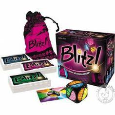 Blitz, Un jeu d'ambiance délirant de réflexion et de rapidité !