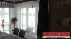 ostatnio bardzo modne #panele i #zasłony - dekoracja w domu naszego klienta