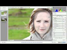 ▶ Photoshop CC tutorial: A quick portrait retouching technique using Clarity | lynda.com - YouTube