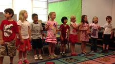 Amazing goodbye song!! We are so learning this tomorrow :)