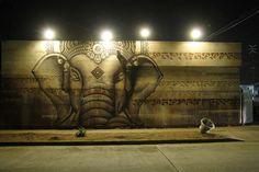 "Cryptik ""Lord Ganesha"" - Venice"