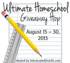 America's Math Teacher and Ultimate Homeschool Giveaway Hop! - Blessed Beyond A Doubt
