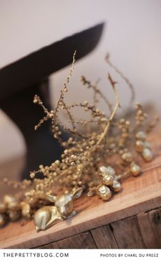 Gold details - KAMERS 2013 on The Pretty Blog - Photo by Charl du Preez