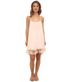 Volcom Oh Dang Dress Cloud Pink - 6pm.com