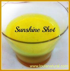 Sunshine Shot Loula Natural