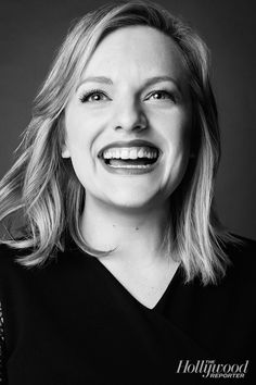 """Elisabeth Moss: """"I was doing a movie at the same time [as the pilot], and we were scheduling both around each other,"""" Moss tells THR. """"I remember saying to my agent, 'Whatever happens, don't lose Mad Men.' """""""