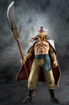 """Estatua One Piece. Edward Newgate 33 cm. Línea Model P.O.P. Neo-DX. Megahouse Fantástica estatua de Edward Newgate 33 cm, uno de los protagonistas del popular manga/anime """"One Piece"""". Fabricada en PVC es una de las figuras más grandes creadas hasta el momento del manga/anime."""