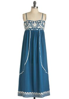 Bohème Away From Home Dress