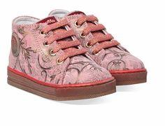 Roze Naturino kinderschoenen Falcotto Magic boots