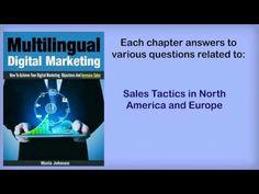 Multilingual digital Marketing   Multilingual digital Marketing- Maria Johnsen's Secret Strategies in Marketing Are Revealed! :- http://www.amazon.com/dp/B00GBUXDIE