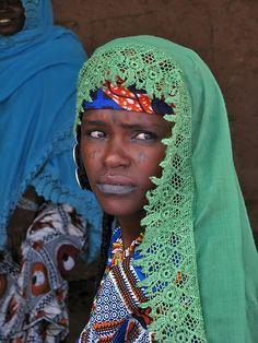 Senegalese Woman.