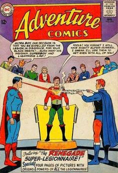 Superboy - Superman - Ultra Boy - Curt Swan