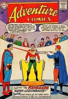 Superboy - Superman - Ultra Boy - Curt Swan