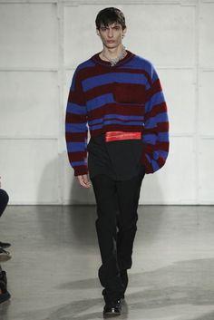 Raf Simons Autumn/Winter 2017 Menswear Collection | British Vogue