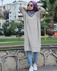 Neutral winter hijab outwears : Neutral winter hijab outwears – Just Trendy Girls Street Hijab Fashion, Muslim Fashion, Modest Fashion, Cosy Outfit, Casual Hijab Outfit, Hijab Style, Hijab Chic, Mode Outfits, Fashion Outfits