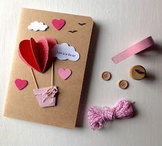 Birthday Diy Crafts Valentines Ideas For 2019 Handmade Birthday Cards, Birthday Diy, Greeting Cards Handmade, Birthday Gifts, Tarjetas Diy, Valentine Day Crafts, Diy Valentines Cards, Diy Cards, Diy Gifts