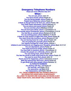 Important Bible Numbers