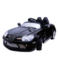 Happy Kids Officially Licensed Mercedes Benz SLR Mclaren Battery Operated Ride-on Car with Remote Control - http://babylook.in/product/happy-kids-officially-licensed-mercedes-benz-slr-mclaren-battery-operated-ride-car-remote-control/