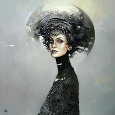 Жемчужные ангелы Karol Bak - Ярмарка Мастеров - ручная работа, handmade