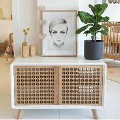 Mondo Cabinet - Green Cathedral - Modern Australian Furniture