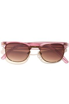 Soho Pink Sunglasses