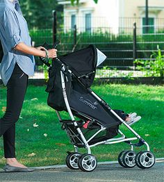 A real catch for #parents who travel a lot using public transport. A huge variety of colors will delight any #parent. #babycare  #stroller #babyjogger #beststrollers #strollerreviews