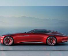 El impresionante Vision Mercedes Maybach 6. @MercedesBenz #mercedesbenz #auto #automóvil #automobile #car #cars