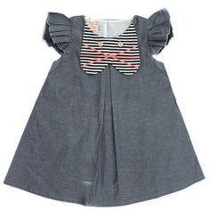Bang Denim Cat Dress - elodie's favorite...