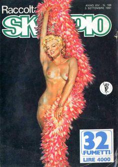 Fumetti EDITORIALE AUREA, Collana SKORPIO RACCOLTA n°188