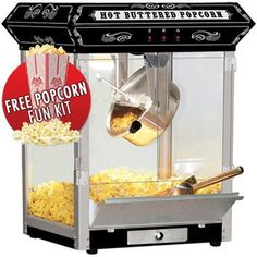 where can you buy a popcorn machine