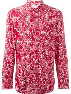 DIESEL Floral Print Shirt. #diesel #cloth #shirt
