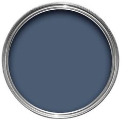 Dulux - Breton Blue Feature wall idea. Really like this colour!!