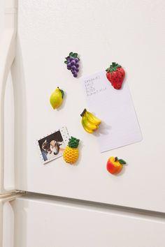 Slide View: 2: Fruit Magnets Set