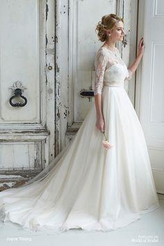 Joyce Young 2016 Wedding Dress