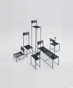 Perfect rational design: Alfredo Häberli's Spaghetti Chair makeover | Design | Wallpaper* Magazine