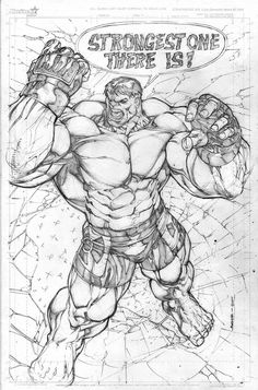 Hulk Clutch by Kevin-Sharpe